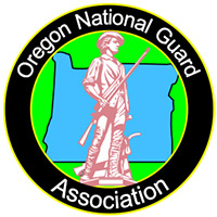 ORNGA - Oregon National Guard Association Logo