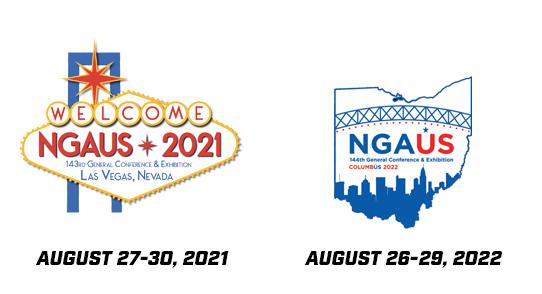 NGAUS 2021 and 2022